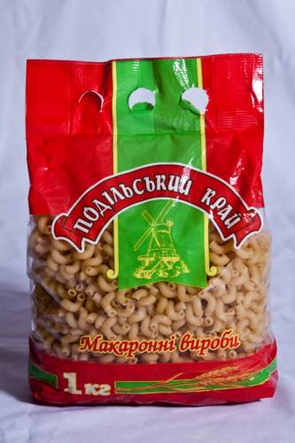 We sell macaroni and flour of high quality