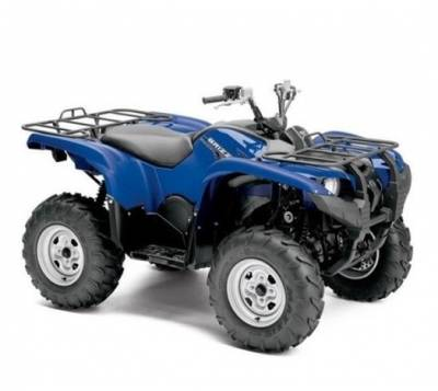 Квадроцикл Yamaha 700 FI Grizzly