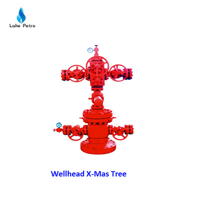 API 6A Christmas tree/ X-mas tree/ Wellhead/ Wellhead Equipment