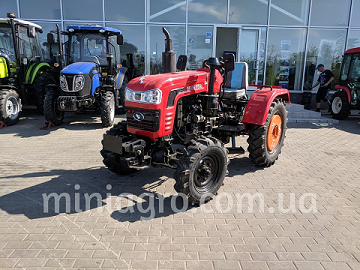 Мінітрактор SHIFENG SF 354 L від Міні-Агро 4699$