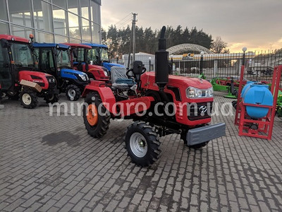 Мінітрактор SHIFENG SF 350 від Міні-Агро 2799$